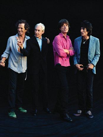 Rolling Stones PR Image Group - P 2012