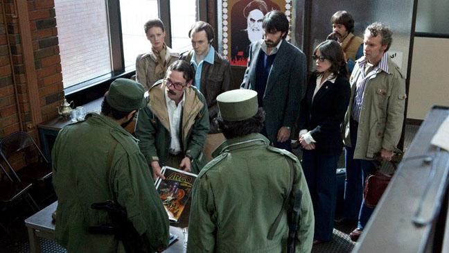Rory Scott Argo Film Still - H 2012