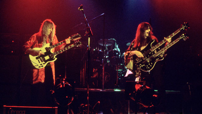 Rush Live Performance Stage 1980 - H 2012