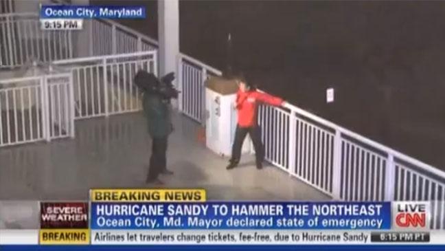 Sandra Endo CNN Hurricane Sandy - H 2012
