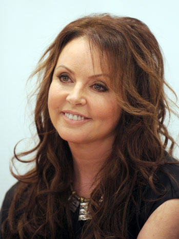 Sarah Brightman Moscow Press Conference - P 2012