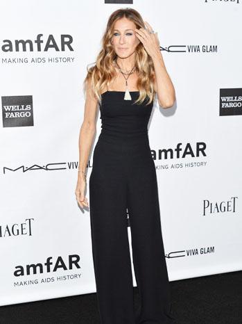 Sarah Jessica Parker amfAR Inspiration Gala Los Angeles  - P 2012