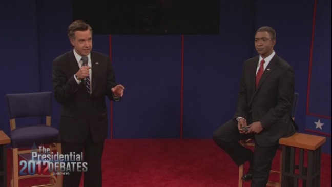 SNL Cold Open Oct 20th - H 2012