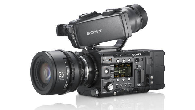 Sony PMW-F5 CineAlta 4K Camera - H 2012