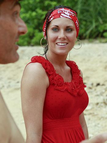Survivor: Philippines Katie Hanson - P 2012