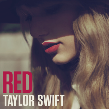 Taylor Swift Red cover art P