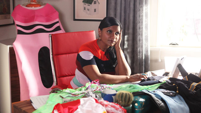 The Mindy Project Halloween - H 2012