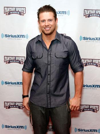The Miz Sirius XM Celebrity Fantasy Football Draft - P 2012