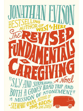The Revised Fundamentals of Caregiving Cover - P 2012