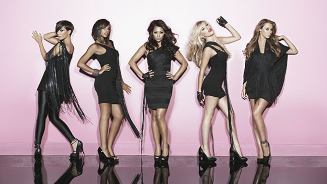 The Saturdays - H 2012
