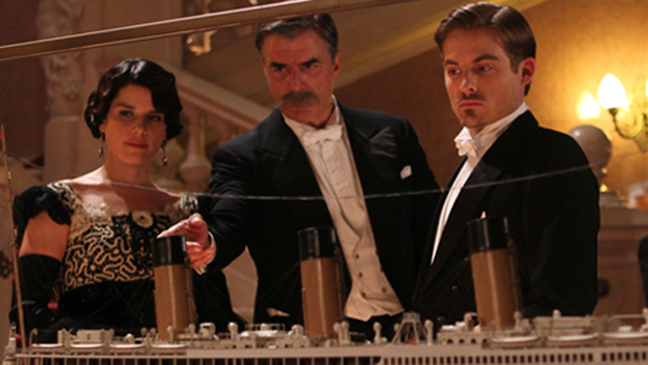 Titanic: Blood and Steel - H 2012