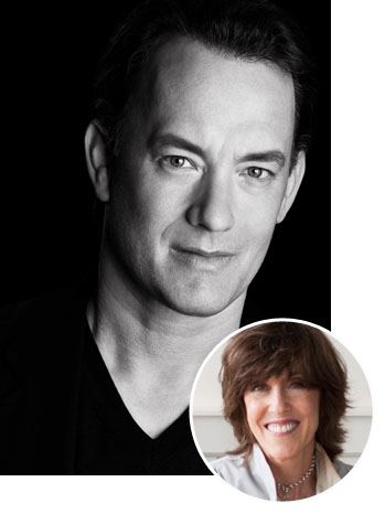 Tom Hanks Nora Ephron Inset - P 2012