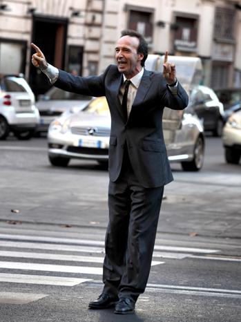 Roberto Benigni - To Rome With Love - P 2012