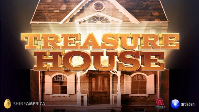 Treasure House Logo - H 2012