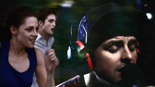 Green Day Twilight Music Video - H 2012