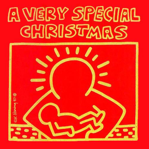 Very Special Christmas CD cover P