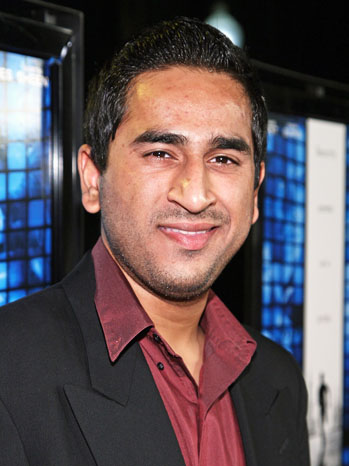 Vivek Shah Echelon Conspiracy Premiere - P 2012