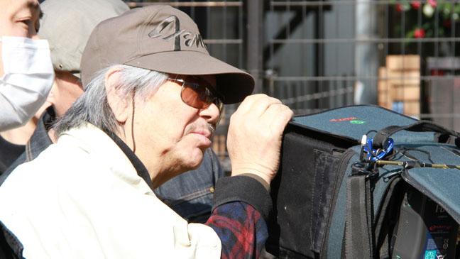 Wakamatsu On Set - H 2012
