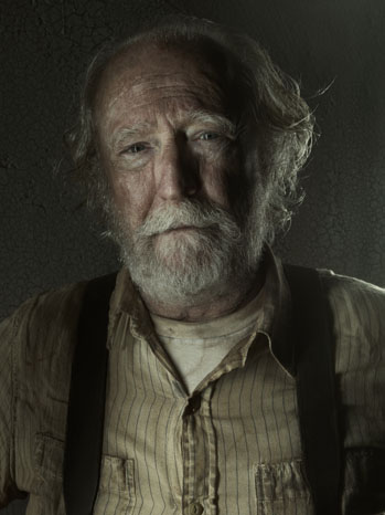 The Walking Dead Scott Wilson - P 2012