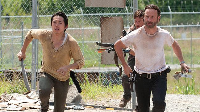 2012-38 REV The Walking Dead H
