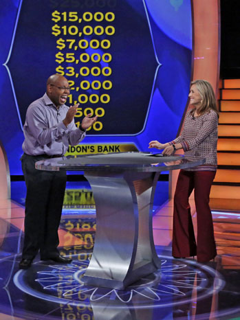 Who Wants to be a Millionaire Episodic Still - P 2012