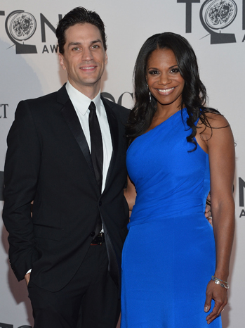Audra McDonald and Will Swenson - P 2012