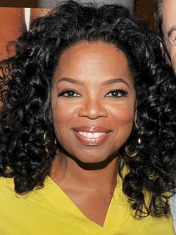 UP: Oprah Winfrey