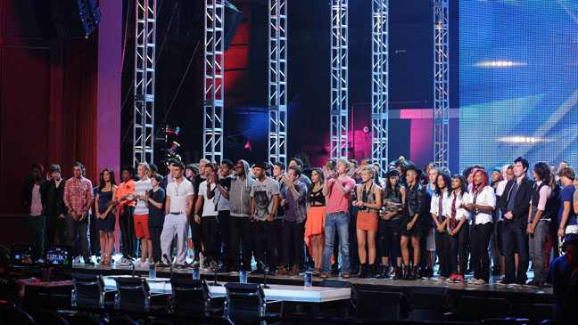 X-Factor Boot Camp Episode - H 2012