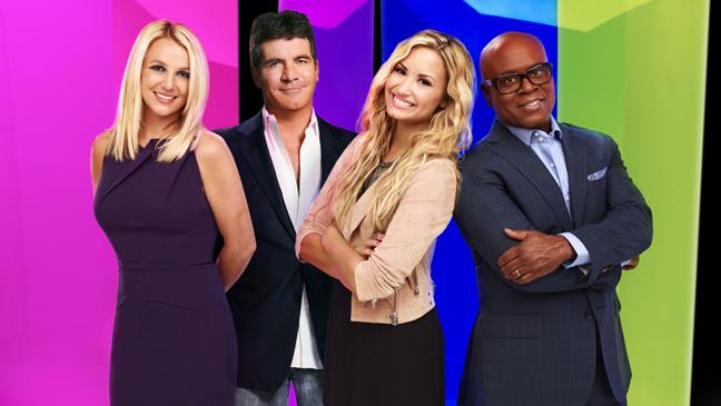 X Factor PR L 2012