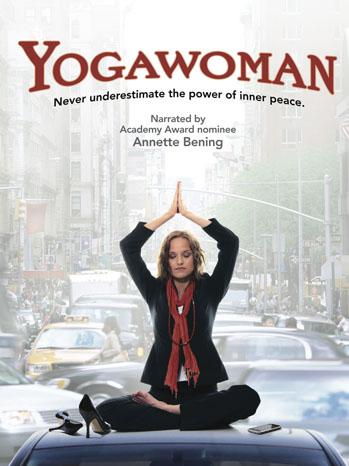 Yogawoman Poster - P 2012