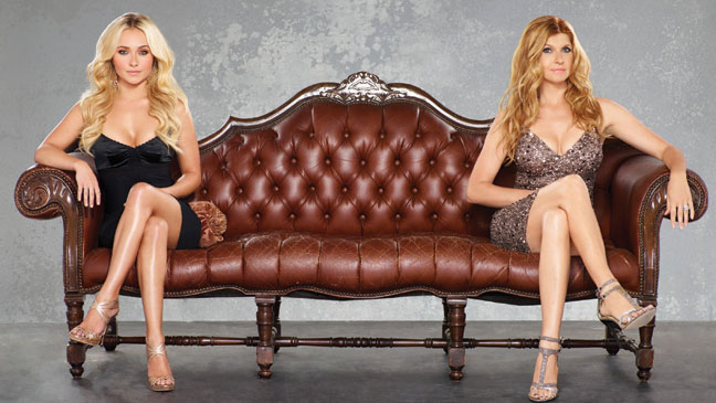 20. Connie Britton's and Hayden Panettiere's Southern Belles