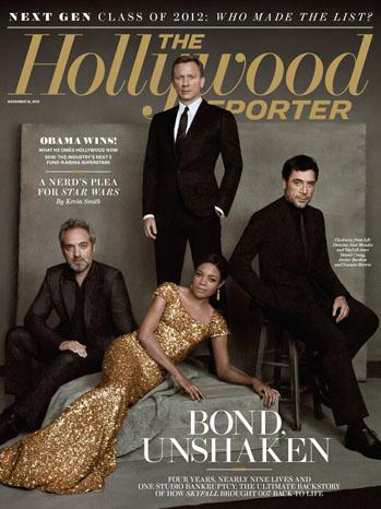 2012 Issue 40: 'Skyfall'