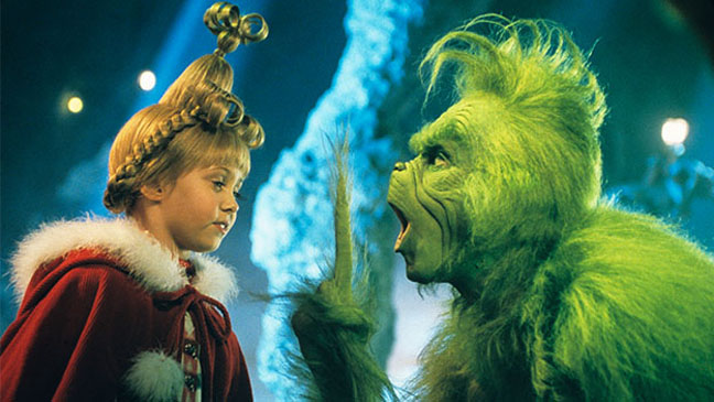 'How the Grinch Stole Christmas'