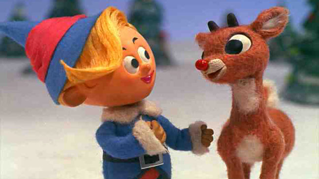 'Rudolph the Red Nosed Reindeer'