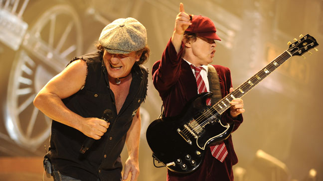 ACDC Performing 2008 - H 2012