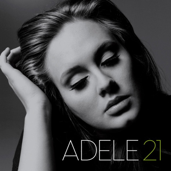 Adele 21 CD cover P