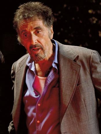 Al Pacino - Actor - Stand Up Guys - P 2012