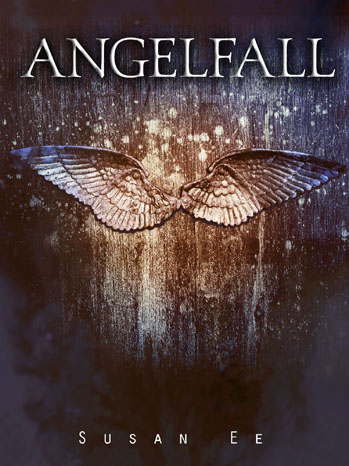 Angelfall Book Cover Art - P 2012