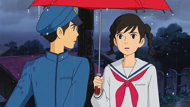 """HAND-DRAWN: """"From Up on Poppy Hill"""""""