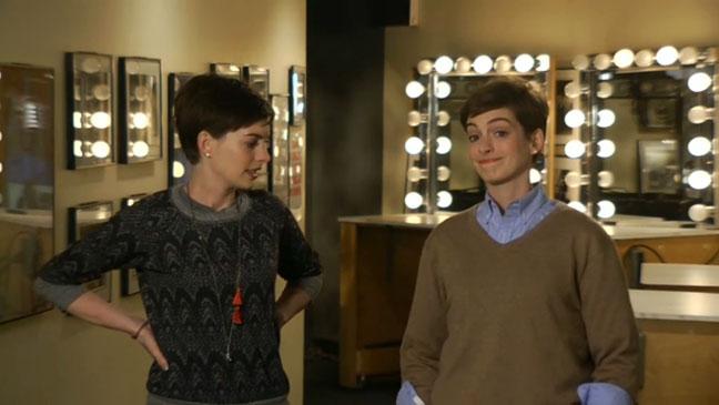 Anne Hathaway SNL Promo - H 2012