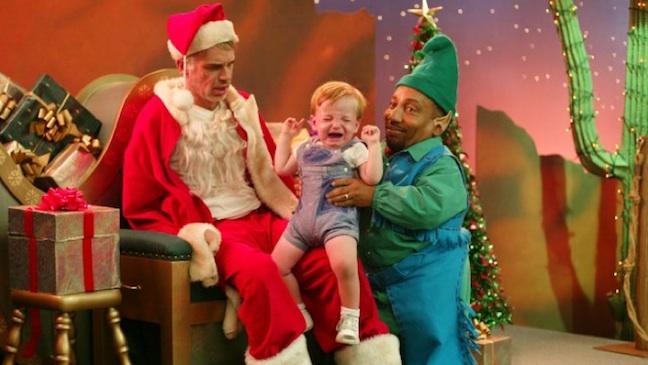 Bad Santa H 2012
