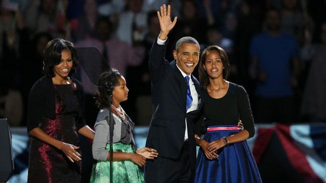 Barack Obama Acceptance Speech - H 2012