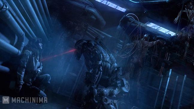 Battlestar Gallactica Blood and Chrome - H 2012