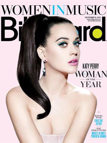 Billboard Magazine Women In Music Cover Art Katy Perry - P 2012