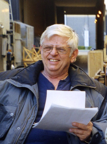 Bob Brunner Portrait - P 2012