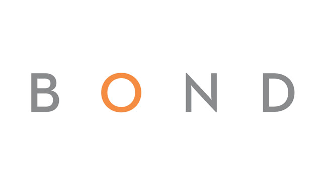 B O N D Logo - H 2012