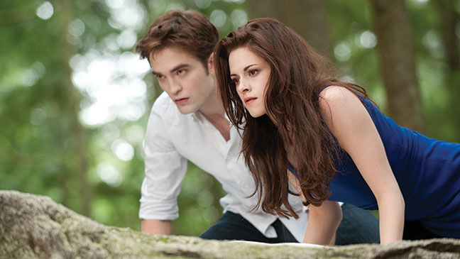 2012-41 REV Breaking Dawn Robert Pattinson Kristen Stewart H