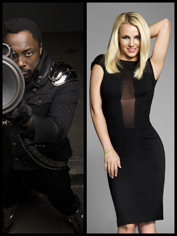 Britney Spears will.i.am split P