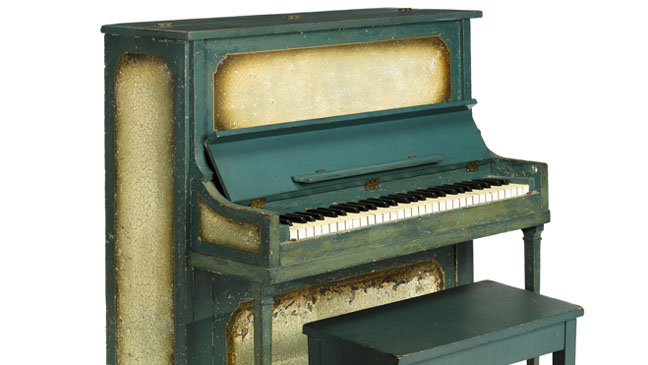 Casablanca Piano Auction - H 2012