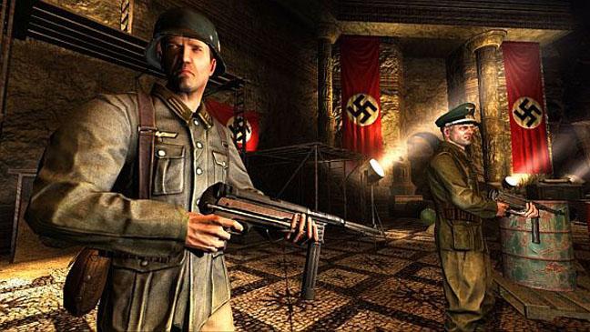Castle Wolfenstein Videogame - H 2012